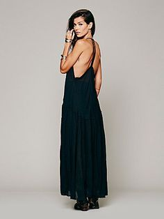 Free People Goddess Of The Moon Maxi