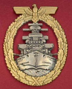 luftwaffe sea battle badge | kriegsmarine sea battle badge 21pin 80 $ 20 00