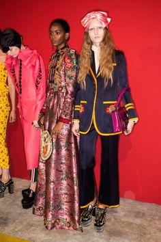 Gucci   Milan Fashion Week   Spring 2017