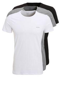Das Basic unter deinem Hemd. Diesel UMTEE-JAKE 3 PACK - Unterhemd / Shirt - 01 für € 39,95 (01.05.16) versandkostenfrei bei Zalando.at bestellen.