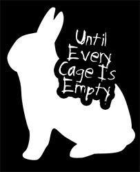empty cages ~ respect for another being