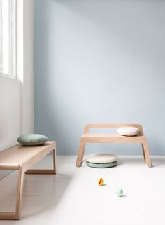 New B bench from Raf