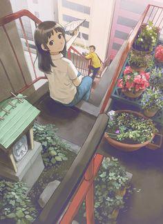 Trees trees trees plan в 2019 г. anime, anime art и anime sc Fan Art Anime, Anime Artwork, Anime Art Girl, Manga Art, Manga Anime, Anime Girls, Kawaii Anime, Bts Art, Wallpaper Animes