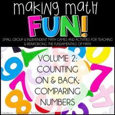 Making Math Fun Volu