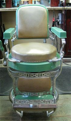 vintage barber chair for sale - Google Search