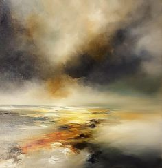 Buy Winter Warmth, Oil painting by Alison Johnson on Artfinder. Discover thousands of other original paintings, prints, sculptures and photography from independent artists. Abstract Landscape Painting, Abstract Canvas Art, Landscape Art, Landscape Paintings, Seascape Paintings, Paintings For Sale, Original Paintings, Alison Johnson, Painting Inspiration