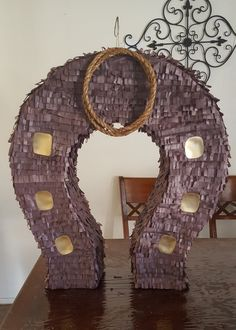 Piñata herradura