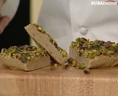 Lebanese Food: Halva Recipe
