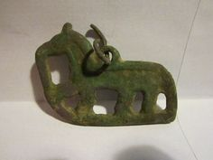 Viking age / Finnish / Horse pendant /Hapi