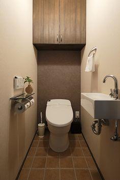 64 Ideas Home Design Ideas Floor Plans Laundry Kitchen Tiles, Kitchen Flooring, Toilet Room Decor, Toilet Closet, Home Studio Desk, Home Bar Areas, Modern Toilet, Toilet Design, New Home Designs