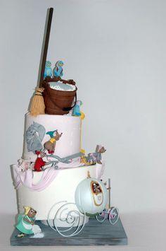 Karinn Emanuel - Cinderella cake
