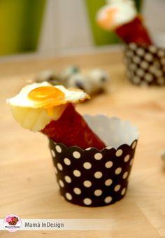Mamá InDesign: Puré de patatas en cucuruchos de jamón crujiente