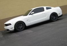 2012 Mustang 5.0 GT (Very similar to mine ;)