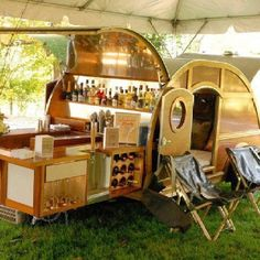 Come home to mama.  Tail gate in fashion.  Or just set it up in your back yard.