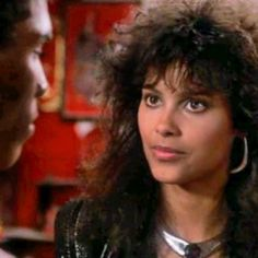 """I thought that maybe it would be a great idea if i got myself a bodyguard…ya 'know? like someone to guard my body…. What girl could do worse than have her own real life kung fu master?"" ~Laura Charles #DeniseMatthews #TheLastDragon #LauraCharles #BruceLeroy #Taimak"