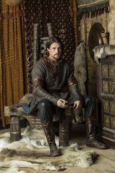 Kalf played by Ben Robson, Vikings Season 3