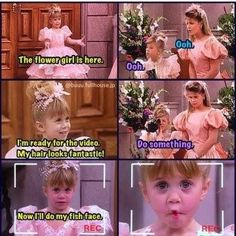 Now I am going to do my fish face. Full House Memes, Full House Funny, Full House Quotes, How Rude Full House, Tio Jesse, Uncle Jesse, Really Funny Memes, Haha Funny, Old Tv Shows