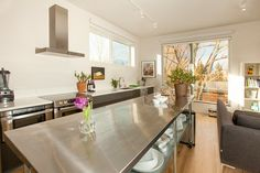 455 Broadway - Contemporary - Kitchen - Other Metro - Prugh Real Estate LLC