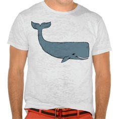 Sperm Whale T Shirt, Hoodie Sweatshirt
