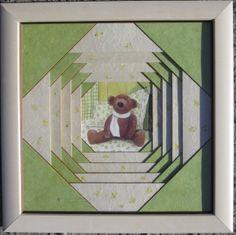 Décalage de cartonnettes 1 - Christine Corbeau
