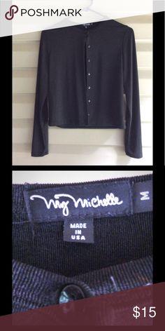78622ca23f8b Pretty My Michelle Black lightweight sweater Pretty My Michelle black Light  weight sweater.