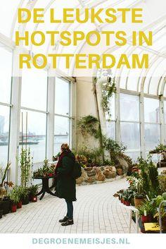 Mijn favoriete plekken in Rotterdam voor koffie, lunch en diner. Adressen met goede vegan opties. Bekijk ook mijn andere posts over R'dam voor meer tips!