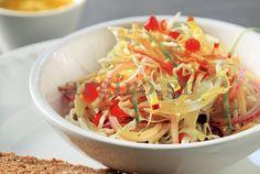 Μαριναρισμένη σαλάτα Food Categories, Salad Bar, Greek Recipes, Spaghetti, Ethnic Recipes, Recipes, Greek Food Recipes, Noodle, Greek Chicken Recipes