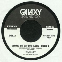 Kadena | Todd Osborn - Hung Up On My Baby (Galaxy Sound Co) #music #vinyl #musiconvinyl #soundshelter #recordstore #vinylrecords #dj #SoulJazz