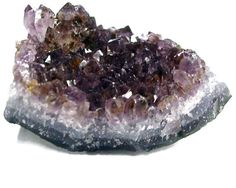 Check out Raw Amethyst Crystal Cluster - Approximately x on splendidstones