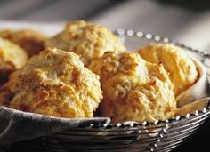 Cheese-Garlic Biscuits @Cassie Norris I am going to try these tonight!