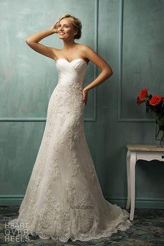 Amelia Sposa 2014 Wedding Dress Style Ivesa