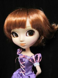 My beautiful Peter Pan Pullip doll. :)