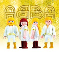 """TABLEAU """"ABBA"""" PAR RICHARD UNGLIK"""