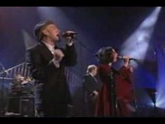 Natalie Merchant and Michael Stipe: To Sir with Love - WONDERFUL rendition! Michael and Natalie are old friends.
