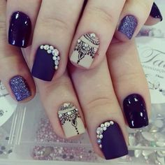 Manicures, Nails, Health And Beauty, Nail Art Designs, Make Up, Polish, Fun Ideas, Chocolates, Hair Ideas