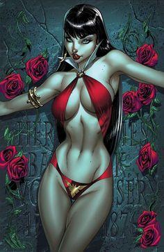 Vampirella...