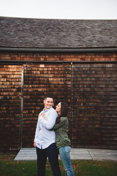 Alyssa + JJ will be tying the knot this coming April (we cannot wait). We had such a blast doing their Weir Farm engagement photos and can't wait to see those smiles and hear those giggles again on the big day.