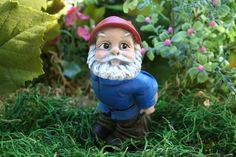 Mooning Gnome Funny Rude Custom Garden Gnome by PhenomeGNOME