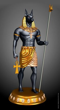 The Egyptian god Anubis was one of the inspirations for Tobias, who appears in The Sphere of Septimus http://simon-rose.com/books/the-sphere-of-septimus/