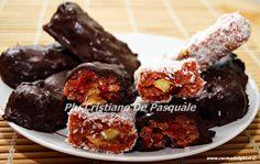Pinky Goji Protein Bars (2 versions) :: Cucina Dulight di Cristiano De Pasquale