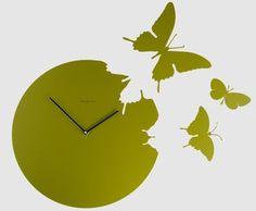 Butterfly by Diamantini e Domeniconi! Time flies! Il tempo vola!
