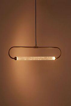 Helios Acrylic Pendant Light