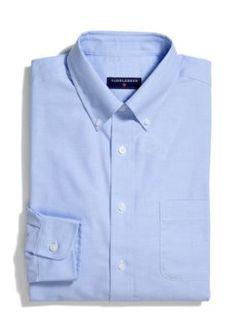 Saddlebred Blue Classic Fit Dress Shirt