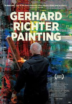 Gerhard Richter in a movie.