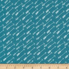 Art Gallery Hello Bear Knit Adventure Springs from @fabricdotcom  Designed by Bonnie Christine for Art Gallery Fabrics, this lightweight stretch cotton jersey knit is perfect for making t-shirts, loungewear, leggings, children's apparel, knit dresses and more! It features a soft hand and about a 50% four way stretch for added comfort and ease. Colors include teal and white.