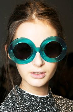 Big blue eyes #sunglasses #pixiemarket