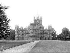 Newly Discovered Photographs Reveal Life at the Real Downton Abbey