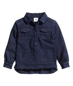 Denim Shirt   Product Detail   H&M