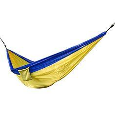 wolfwill camping hammock portable parachute nylon fabric 23 persons 450lb bearing with 2 straps carabiners for amazonas banana hammock outdoor hammock sports hammock camping      rh   pinterest