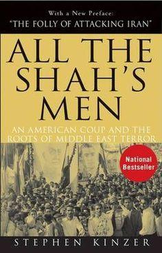 All the Shah's Men.  September 27 @ 7:00 p.m.